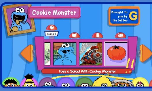 Sesame Workshop Games Images - Reverse Search