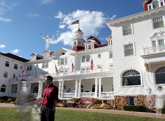 Part two: The Stanley Hotel and the reason why Ghost Hunters should
