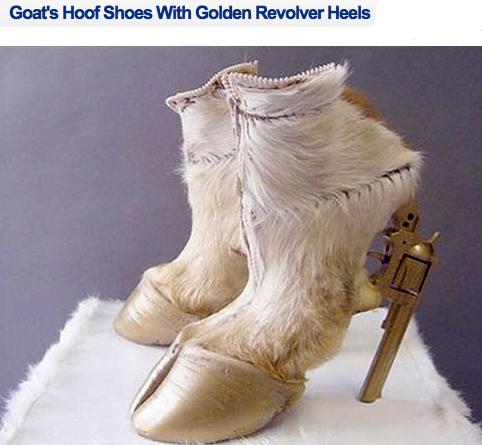 9b7a385efe1b Goat shoes.