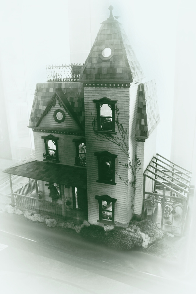 The Haunted Dollhouse | The Bloggess
