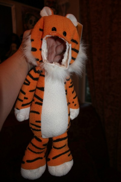 Do it yourself cat costume the bloggess but with tigers solutioingenieria Images