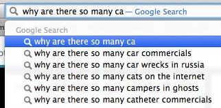 Google confuses me.