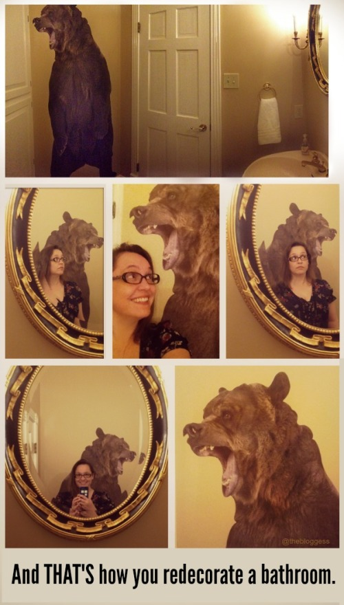 bear walls
