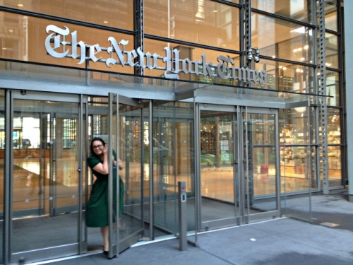 nyt thebloggess