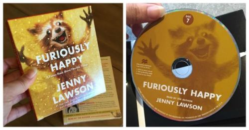 furiouslyhappy audio cds