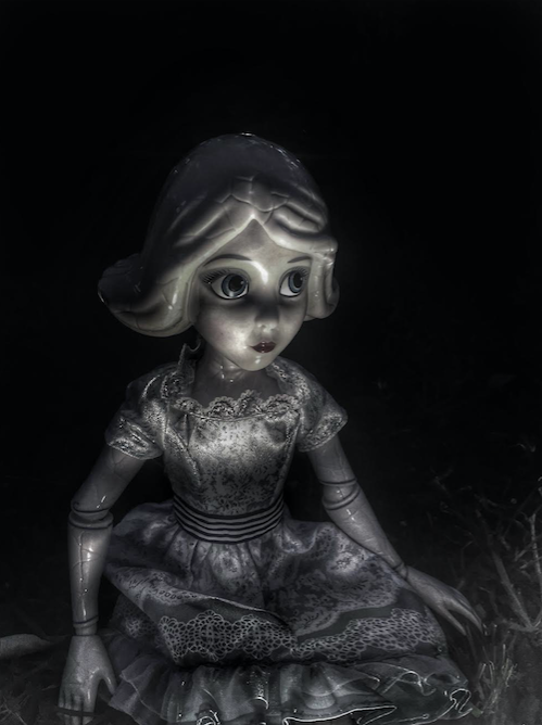 Creepy Doll Challenge Phase 1 Updated With Phase 3 The Bloggess