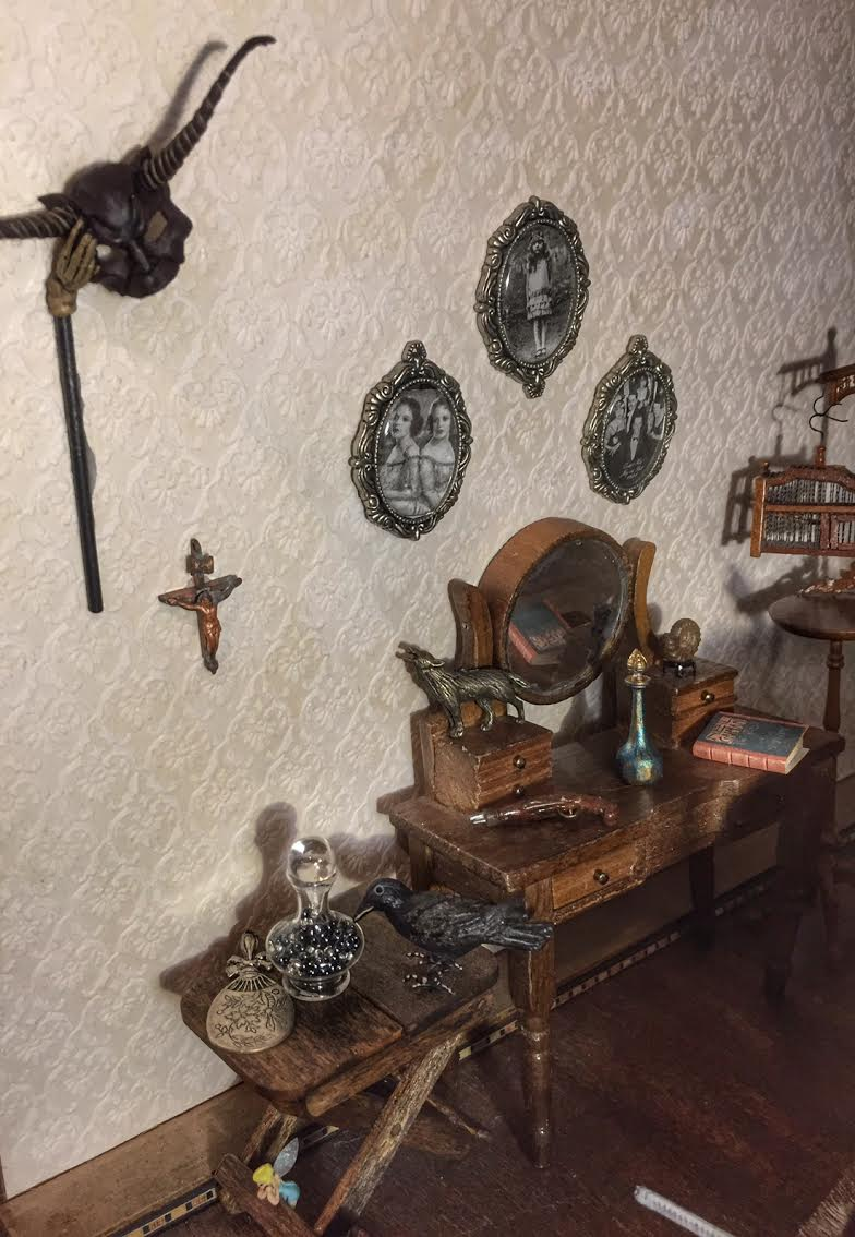The Haunted Dollhouse Final Reveal The Bloggess