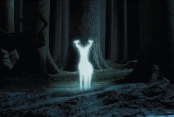 Its A Very Pretty Patronus The Bloggess